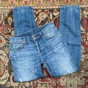 7FAM Josefina Boyfriend Jeans